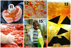 25 Halloween Science and Sensory Activities for Kids