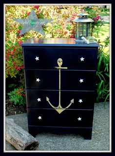 ART IS BEAUTY: Vintage ANCHOR Nautical COASTAL dresser MAKEOVER Vintage ANCHOR Nautical COASTAL dresser MAKEOVER Head on over to see the latest ‪#‎furnituremakeover‬ using +Maison Blanche Paint Company ‪#‎Navy‬ Paint. http://arttisbeauty.blogspot.com/2014/06/vintage-anchor-nautical-coastal-dresser.html ‪#‎ad‬ ‪#‎paintedfurniture‬ ‪#‎paint‬ ‪#‎furniture‬ ‪#‎nautical‬ ‪#‎coastalthursday‬ ‪#‎coastal‬ ‪#‎coastaldecor‬ ‪#‎artisbeauty‬ +Silhouette America