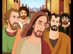 Miracles of Jesus - I can see! (English)... I had all these movies when I was a kid. loved them!