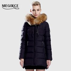 b0d18370541e30 Warm Jacket And Coat For Women New Winter Collection 2017 High Quality Female  Warm Parka Collar
