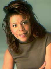 Solid as a Rock...The Legendary Valerie Simpson