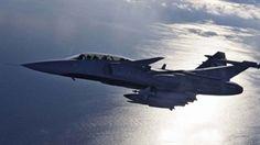 브라질-스웨덴, 그리펜 전투기 공동생산: SWEDEN + BRAZIL PARTNERSHIP WITH GRIPEN MULTIROLE FIGHTER JATS !