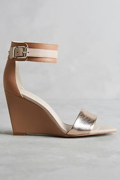 Clothing, Shoes & Accessories Loyal 4es By Equity Wedge Shoes Uk 5 Eu 38 Brown & Bronze Comfort Smart Casual Catalogues Will Be Sent Upon Request