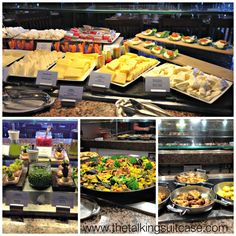 See the wide variety of Moon Palace Resorts Cancun Food that we enjoyed on our recent trip. Some of the restaurants are definitely better than others.