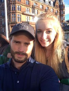 Jamie Dornan Life: New/Old Fan Picture and Videos of Jamie at Alfred ...