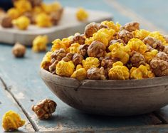 The Best!  Garrett Mix® - Created by our loyal fans, the Garrett Mix® combines sweet CaramelCrisp® with savory CheeseCorn.