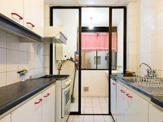 Reñaca, Apto. 2 dor.para 5 personas - Apartamentos en alquiler en Viña del Mar Kitchen Cabinets, Room, Home Decor, People, Houses, Bedroom, Rooms, Interior Design, Home Interior Design