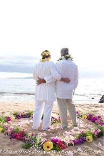 Maui Beaches at Sunset #mauiweddings #sunsetweddings #mauisunsetweddings #beach #mauibeaches #mauibeachweddings #sunset #circleofflowers #circleoflove islandweddingmemories.com