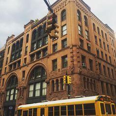 Insta Soho #architecture #archilovers #soho #newyork #nyc #ny #manhattan