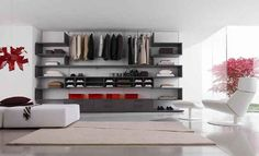 31 Spectacular Examples of Walk In Wardrobes - UltraLinx