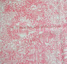"Lilly Pulitzer ""Jubilee Toile"""