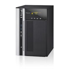 Thecus N6850 *Intel® Pentium® G620 2.6Ghz Processor *HDMI output, Touch panel *Max capacity supports to 36TB *Supports 10GbE PCI-e card for faster transfers *Data security supported by the McAfee® antivirus http://ultimatestorage.com