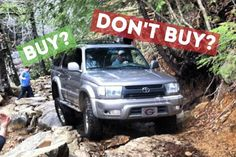 The Toyota 4Runner is a legendary offroader that has been with us for years. It first entered the US market in the '80s and has… Used Toyota 4runner, Offroader, Fifth Generation, Older Models, Jeep, Classic Cars, Trucks, Vehicles, Vintage Classic Cars