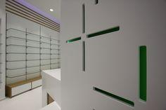 Pharmacy Cross Detail