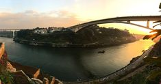 Today's sunset in Porto 🌅 . Breathtaking isn't it? . . Ok I'll make a deal with you! . This place really isn't in the tourist guides! . It's just my special spot I found during one of my runs and I fell in love it it. . (Also I found out you can see the best sunsets over Douro from here) . So the deal is, if you go to Porto, send me a message and I'll tell you how to get there! ☺️ . Beautiful spot on the mountain, where you can even have a picnic and enjoy the romantic sunset - tourist ... Best Sunset, Portugal Travel, I Fall In Love, Sunsets, Picnic, Told You So, Mountain, Romantic, Places