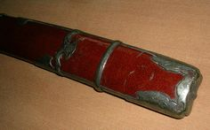 Japanese Sword, Katana, Swords, Samurai, Weapons, Knife Sheath, Knives, Cases, Art