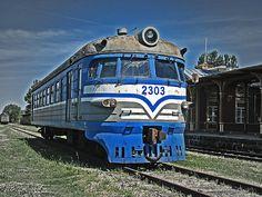 Abandoned railway station - 2303