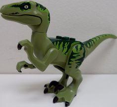 LEGO Jurassic World Charlie Velociraptor - Brand New 75920 Minifigure Dinosaur #LEGO