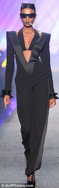 Paris Fashion Week. Jean Paul Gaultier. Spring/Summer 2013.