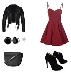 """""""Untitled #38"""" by piper-staunton on Polyvore featuring Glamorous, Giuseppe Zanotti and Topshop"""