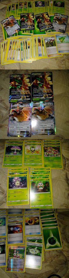 Pok mon Player-Built Decks 183468: Decidueye Gx Pidgeot Ex Custom Grass Pokemon Deck 60 Cards -> BUY IT NOW ONLY: $40 on eBay!