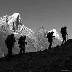 Mount Everest Base Camp Trek by Douwe Dijkstra on Flickr