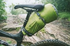 bikepacking drybag seatpag