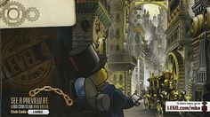lego steampunk is coming