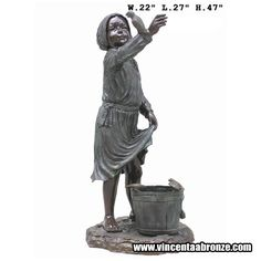 If you need child sculpture do not hesitate to contact Vincentaa at info@vincentaabronze.com  Welcome to visit Vincentaa latest project - 9 feet Golf Player Bronze Statue    http://www.vincentaabronze.com/gallery/9-feet-golf-player-bronze-statue/