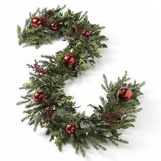 Battery-operated Holly and Berry Christmas Garland $89.00 3.8 out of 5 106 reviews   Write a review    Questions & Answers  Our Battery-operated Holly and Berry Greenery allows you to enjoy a pre-lit, professionally decorated look without cumbersome cords. Each all-weather ...