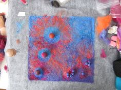 Rise to Raise: start to finish | Shana Kohnstamm - Artist needlefelting