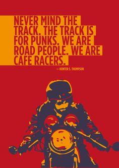 pinterest.com/fra411 #bike #art #caferacer