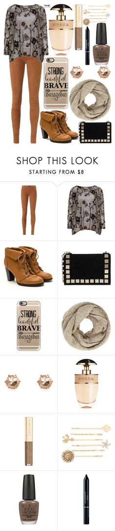 """""""#1370"""" by deedee-pekarik ❤ liked on Polyvore featuring AG Adriano Goldschmied, Isolde Roth, Tomasini, Casetify, John Lewis, River Island, Prada, Dolce&Gabbana, OPI and Christian Dior"""