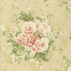 1000 Images About Floral Fabric On Pinterest Cabbage
