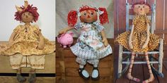 thebestartt.com / чердачная кукла своими руками