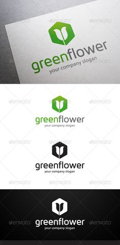 Buy Green Flower Logo by flatos on GraphicRiver. Description Green Flower Logo is a multipurpose logo. This logo that can be used by eco companies, cosmetics companie. Green Flower Logo, Green Logo, Green Flowers, Flowers Garden, Logo Design Template, Logo Templates, Art Design, Graphic Design, Creative Design