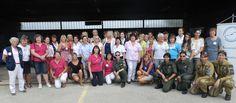 L'association Les femmes de l'air a réuni ses membres sur l'aérodrome de Cuers…