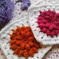. Crochet Granny, Granny Squares, Blanket, Crochet Granny Squares, Tejidos, Crochet Patterns, Rug, Blankets, Cover