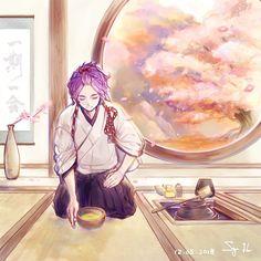 Mutsunokami Yoshiyuki, Touken Ranbu, Sword, Fan Art, Manga, Artist, Anime, Fandoms, Beautiful