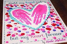 Hand art - love heart