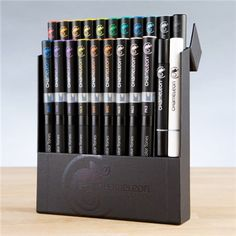 Buy Chameleon Color Tones 22 Pen Deluxe Set from CreateAndCraft.tv
