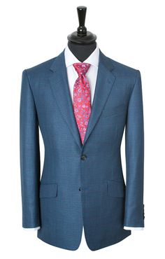 Bespoke Designer Suits from Mens Suit Tailor King & Allen