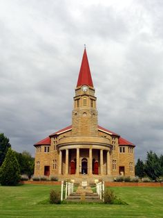Kestell NG Church. Catholic Churches, Old Churches, Free State, Religious Architecture, Mosques, Place Of Worship, Kirchen, South Africa, Temple