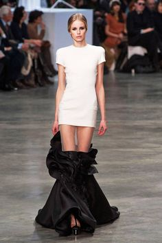 Stéphane Rolland Spring 2013 Haute Couture Collection  - ELLE.com