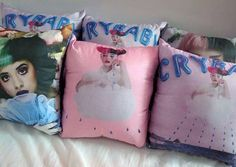Melanie Martinez pillows, I love them