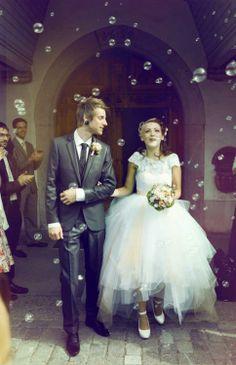 wedding bubbles Personalized Bubble Bottles (set of 24) Sale Price: $0.85 (15% off)