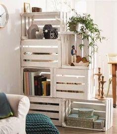 Separadores de ambientes | Decorar tu casa es facilisimo.com                                                                                                                                                                                 Más