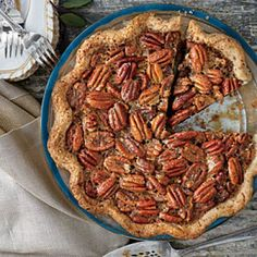 Dazzling Thanksgiving Pies: Tennessee Whiskey-Pecan Pie