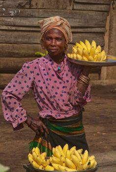 Chiquita Banana by Rita Caluori