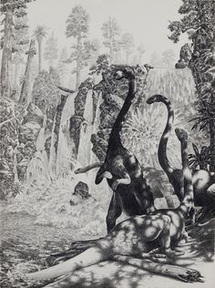 Douglas Henderson - Sauropods